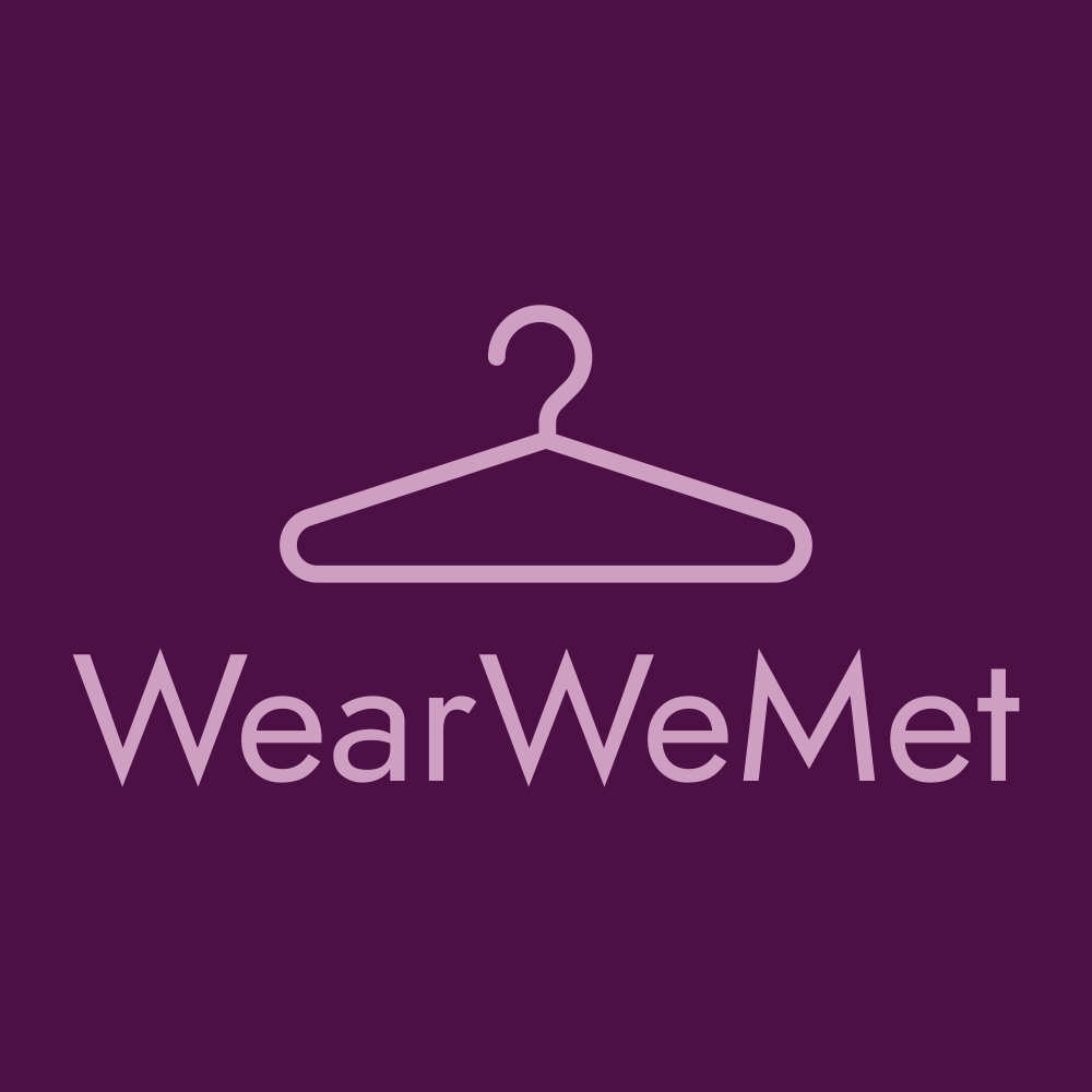 Logo Design Fashion Wear We Met